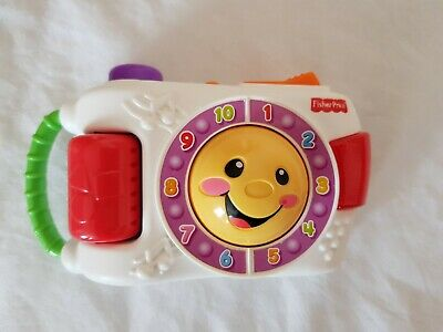 Fisher Price Laugh & Learn Learning Camera • 5.60£