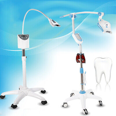 AU280 • Buy Dental Teeth Whitening LED Lamp Light Accelerator Tooth Bleaching Machine+RC NEW