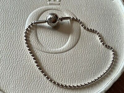 Genuine Pandora Essence Bead Bracelet, 18cm • 10.50£