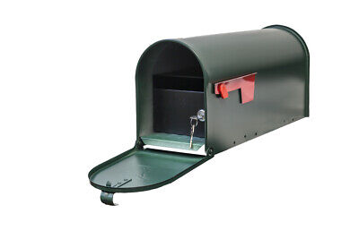 $115.50 • Buy E1 Economy Mailbox ONLY With Locking Insert, Green