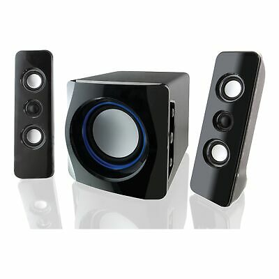 $49.97 • Buy ILive Wireless Bluetooth 2.1 Speaker System With Subwoofer, Black