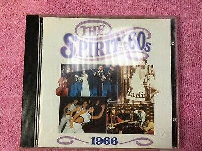 Time Life Spirit Of The 60,s Cd 1966 Very Good Condition  • 2.99£