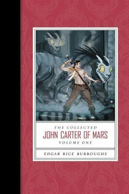 $4.09 • Buy The Collected John Carter Of Mars (a Princess Of Mars, Gods Of Mars, And...