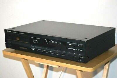 Denon DCD-810A CD Player Hi-Fi Stereo Separate Made In Germany DOUBLE SUPER DAC • 49.99£