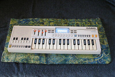 $95 • Buy Vintage CASIO PT-30 Electronic Keyboard
