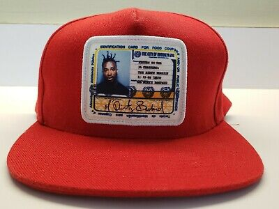 $ CDN120.92 • Buy Supreme Ol' Dirty Bastard 5-Panel Red Deadstock Sold Out New