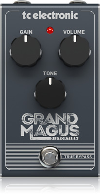 $ CDN75.99 • Buy TC Electronic GRANDMAGUSDISTO Grand Magus Distortion Guitar Effects Pedal