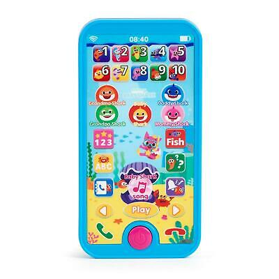 $14.29 • Buy WowWee Pinkfong Baby Shark Smartphone - Educational Preschool Toy