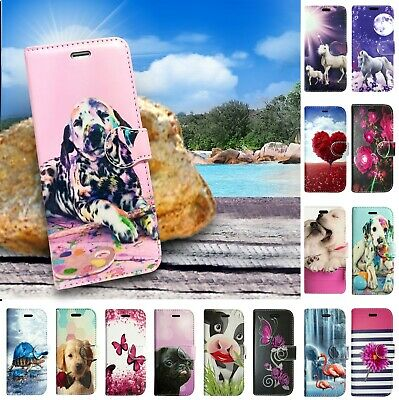 Phone Case Cover Book Wallet Magnetic Closer For Apple Phone 7 11 & More Models • 3.84£