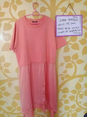 AU23.36 • Buy ZARA Dresses Women,second Hand Clothing Thailand, The Dress Is In Good Condition