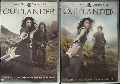 $ CDN35.09 • Buy Lot Of 10  DVDs Including Outlander Seasons 1 And 2