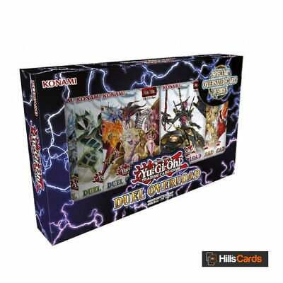 YuGiOh Duel Overload Box - 1st Edition - Brand New & Sealed - English TCG Cards • 21.95£