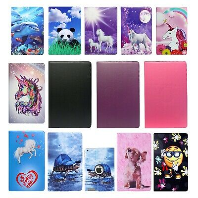 New Stand View Leather Book Flip Folder Case Cover For Apple Ipad Air & More • 5.95£