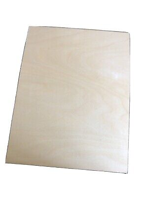 £3 • Buy 1.5mm A4 Plywood Sheets 29x22.5cm