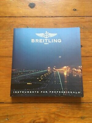 £15 • Buy Breitling - Catalogue - Portuguese Edition - Watches Watches Montres