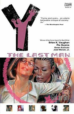 AU9.99 • Buy Y The Last Man V6 Girl On Girl TP - DC Comics By Brian Vaughan - Post Apocalypse