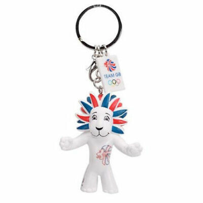 Pride The Lion - Team Gb Mascot Keyring - London 2012 Olympics - New • 2.90£