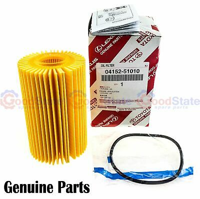 AU31.59 • Buy GENUINE Toyota LandCruiser VDJ76 VDJ78 VDJ79 1VD FTV 4.5L V8 Diesel Oil Filter