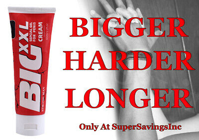 $13.98 • Buy Natural Penis Enlarger Cream Big Thick Dick Growth Faster Enhancement Male XXL