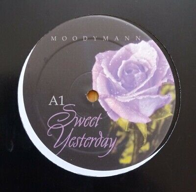 Moodymann Kdj  SWEET YESTERDAY /  Ex Condition  • 23£