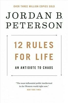 AU20.69 • Buy 12 Rules For Life : An Antidote To Chaos, Paperback By Peterson, Jordan B., B...