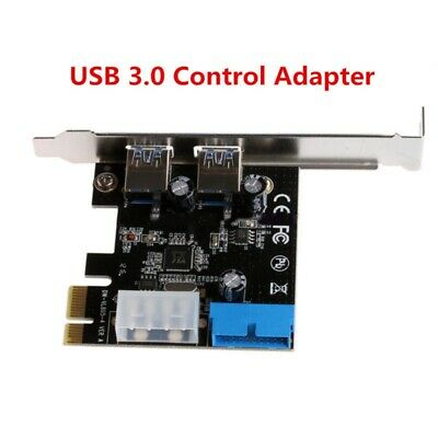 $11.99 • Buy PCI Express Convert To USB 3.0 Expansion Card With 20 Pin Control Card Adapter