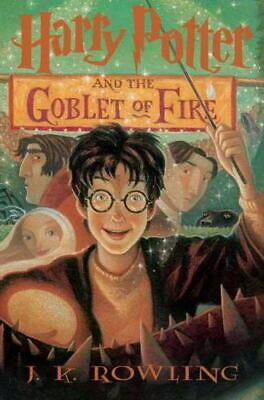 $ CDN6.99 • Buy Harry Potter And The Goblet Of Fire By J. K Rowling