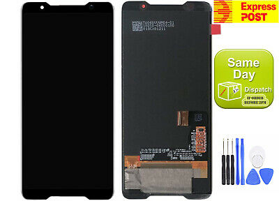 AU257.95 • Buy OEM ASUS ROG Phone 2 ZS660KL LCD AMOLED DISPLAY+TOUCH SCREEN DIGITIZER BLACK AU