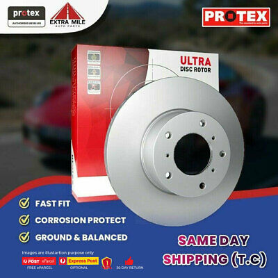 AU87.56 • Buy 1X PROTEX Rotor - Front For FORD ESCAPE ZD 4D SUV 4WD.