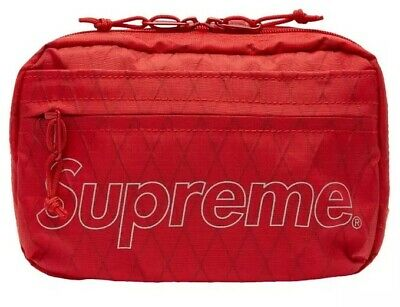 $ CDN172.96 • Buy Supreme FW18 Shoulder Bag Red Brand New 100% Authentic