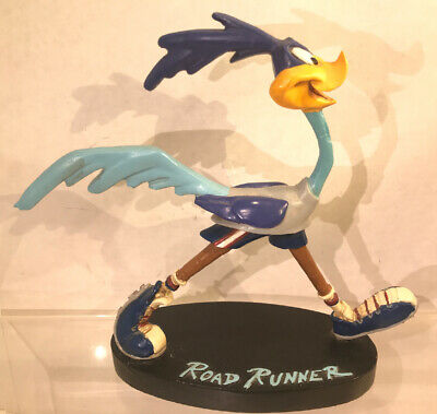 1994 Warner Bros Looney Tunes Road Runner Figure Acme Sports Perfect For Runners • 116.30£