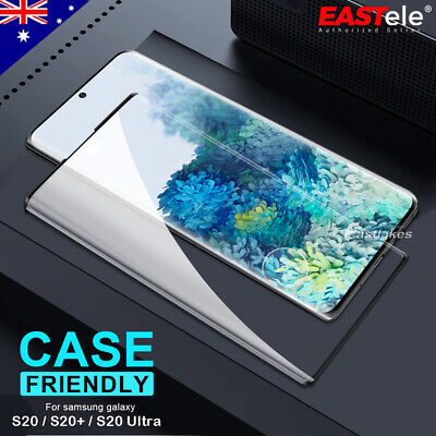 AU6.95 • Buy For Samsung Galaxy S20 FE Note 20 Ultra S20 Plus Tempered Glass Screen Protector