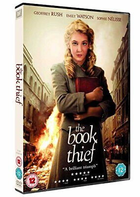 The Book Thief  With  Geoffrey Rush New (DVD  2014) • 5.98£