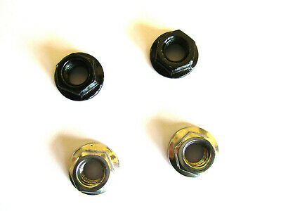 £3.99 • Buy Hpi Savage 3.5/21/25  M5 Flanged Wheel Nuts, 2 Right Hand, 2 Left Hand Thread
