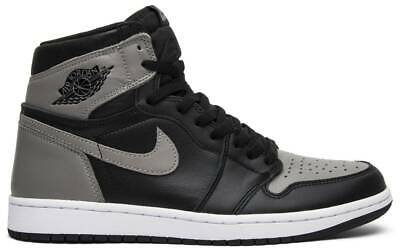 $275 • Buy Nike Air Jordan 1 Retro High OG 'Shadow' 2018 Authentic New 555088-013