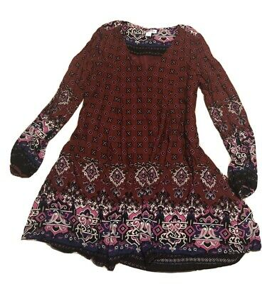 $12.55 • Buy Womens Clothing Hippie Bohemian Cute Chic Dress Loveriche