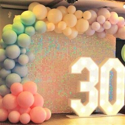 Giant 5ft Illuminated Large Light Up Letters Alphabet FOR SALE - Weddings • 200£