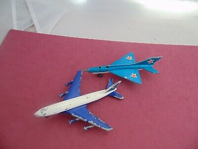 Old Matchbox Toys Small Model Planes • 1.99£