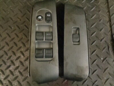 2005 HONDA JAZZ 1.4 I-DSi SE 5dr PAIR OF FRONT WINDOW SWITCH 35755-SAA-306-M1 • 20£