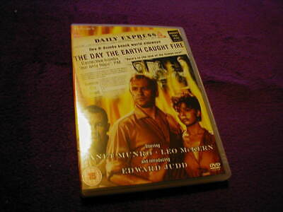 £5.75 • Buy THE DAY THE EARTH CAUGHT FIRE ,DVD , JANET MUNRO, LEO McKERN, EDWARD JUDD