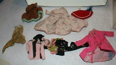 $ CDN14.22 • Buy Vintage Hand Made Barbie Clothes Lot, Over 30 Pieces