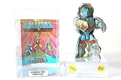 $32.95 • Buy  STONEDAR 1986 MASTERS Of The UNIVERSE - SERIES 5  100% COMPLETE