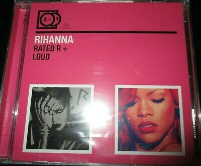 AU24.99 • Buy Rihanna ‎– Rated R + Loud 2 CD – New