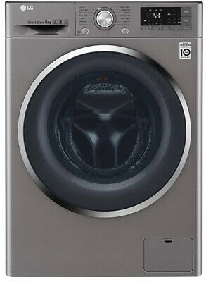 AU1119 • Buy SYDNEY ONLY | LG 9kg Front Load Washing Machine WD1409NCE