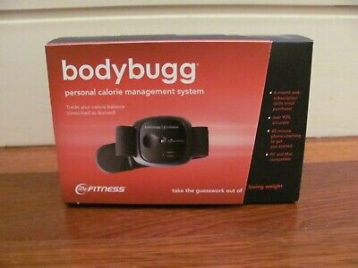 $12 • Buy New Bodybugg Personal Calorie Management System By 24 Hour Fitness Biggest Loser