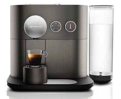 $175 • Buy Nespresso Expert D80 Anthracite Gray Espresso And Coffee Maker By Breville