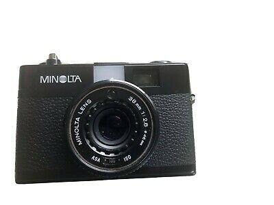 $ CDN45 • Buy Vintage Minolta Hi-matic 35mm Camera 38mm Lens G2 Camera