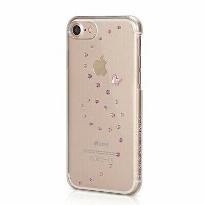 £26.88 • Buy Bling My Thing Coque Pour IPhone 8 / IPhone 7 Papillon Rose Sparkles Avec Crista
