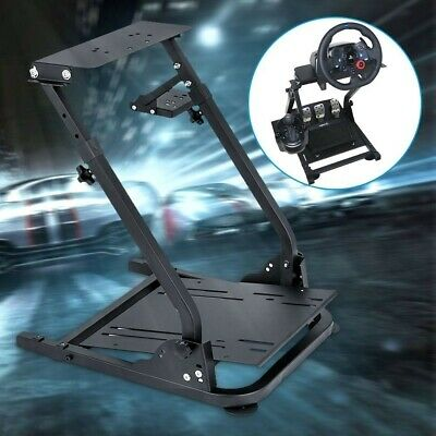 $95.95 • Buy Racing Steering Wheel Stand Xbox One Pc Logitech All Adjustable Simulator Gaming