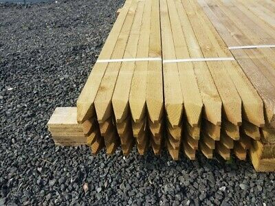 £35 • Buy 100 Tree Stakes 900mm By 32mm Thick